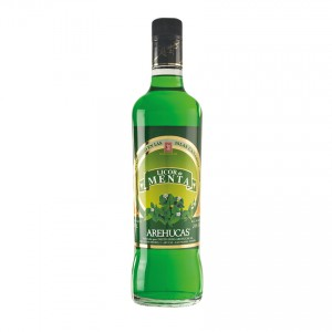 Licor de Menta AREHUCAS, 24% vol.