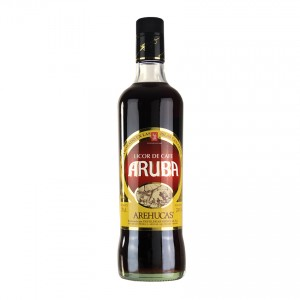 Licor de Cafe Aruba AREHUCAS, 24% vol.