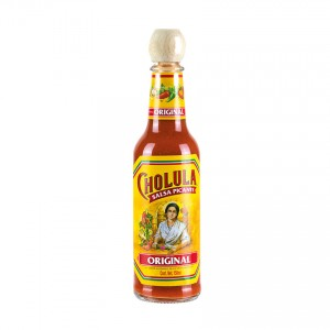 CHOLULA Chili-Sosse Salsa Picante Original 150ml