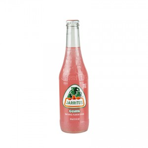 JARRITOS Guayaba 370ml (Glasflasche)