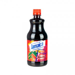 Concentrado Jamaica  EL YUCATECO 700ml