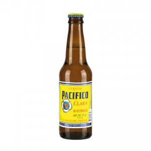 PACIFICO  Clara - Helles Bier, 325ml, 4,5% vol.