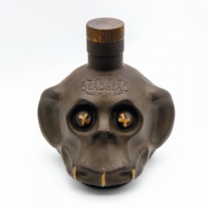DEADHEAD Dark Chocolate Rum, 700ml 35% vol