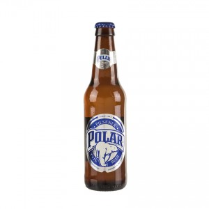 POLAR Pilsener Bier 355ml