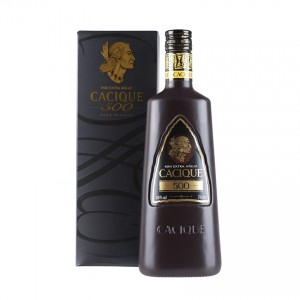 CACIQUE Ron Extra Añejo 500, 700ml, 40% vol