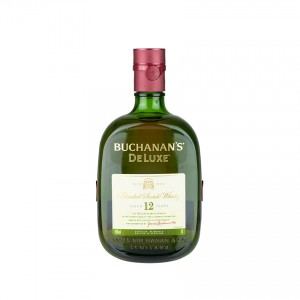 BUCHANAN S DeLuxe Blended Scotch Whisky 1 L 40 % vol