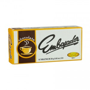 Chocolate EMBAJADOR 260g