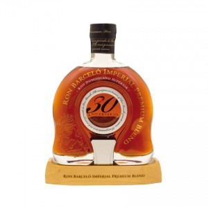 Ron BARCELÓ Imperial 30 Aniversario Premium Blend, Premium Rum, 700ml, 43% vol.
