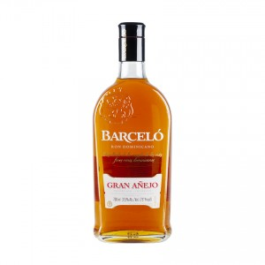 BARCELO Gran Añejo - Brauner Rum, 700ml, 37,5% vol