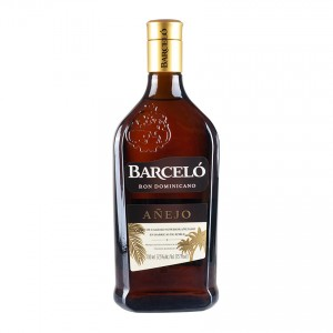 Ron BARCELÓ Añejo 37,5%,vol.
