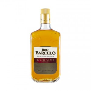 Ron BARCELÓ DORADO, 37,5% vol.