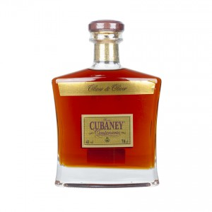 CUBANEY Centenario - Ultra Premium Brauner Rum, 700ml, 41% vol