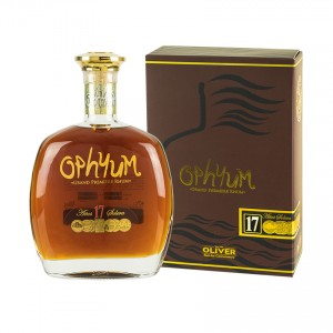 OPHYUM Grand Premiere Rhum 17 Años Solera, 700ml, 40% vol