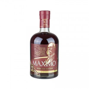 Ron MAXIMO XO Extra Premium 41% vol., 700ml