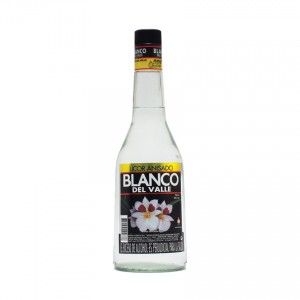 Aguardiente BLANCO DEL VALLE, 30% vol.