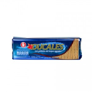 DUCALES Crackers - Galletas, Pack 294g