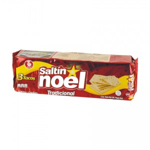 Galletas Extralargo, SALTIN NOEL