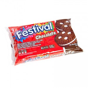 Galletas FESTIVAL Chocolate 403g