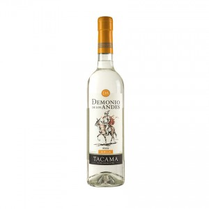 DEMONIO DE LOS ANDES Pisco Albilla, 700ml, 40% vol