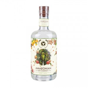 Amazonian Gin Company, 41% vol., 700ml