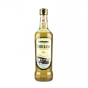 Cachaça Premium GERMANA Umburana, 40% vol. (700ml)
