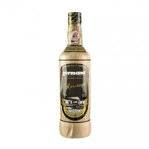 Cachaça Premium GERMANA Heritage, 43% Vol (700ml)
