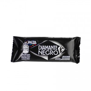Chocolate Diamante Negro LACTA 20g