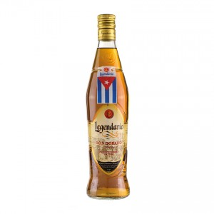 LEGENDARIO Dorado - Brauner Rum, 700ml, 38% vol.