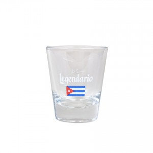 LEGENDARIO Chupito - Shotglas 2cl