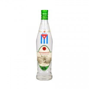 LEGENDARIO Zuckerrohrschnaps - Aguardiente de Caña Natural, 700ml, 40% vol.