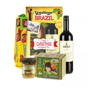 Greetings from Brazil Weihnachtsbox