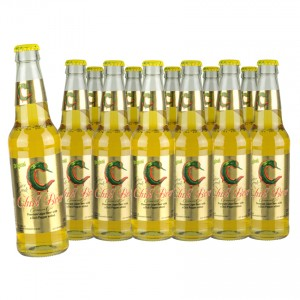 CAVE CREEK Chilli Bier-12er Sparpack- Cerveza Chile 12x330 ml 4,6% vol
