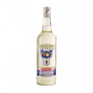 BELMONT ESTATE Caribbean Coconut Rum 30%vol. 700ml