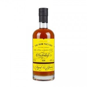 THE RUM FACTORY 12 Years Old, 43 vol., 700ml