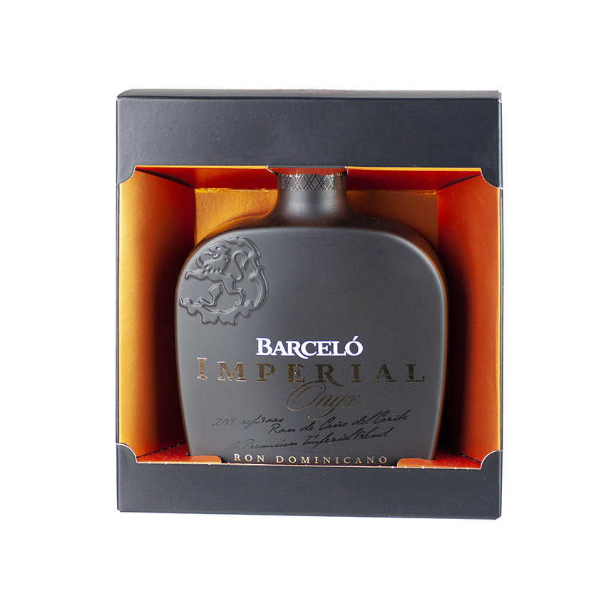 Ron BARCELÓ Imperial Onyx 38% vol.