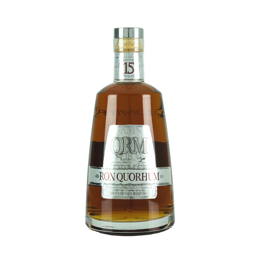 Ron QUORHUM 15 Años Solera, 40% vol. 700ml