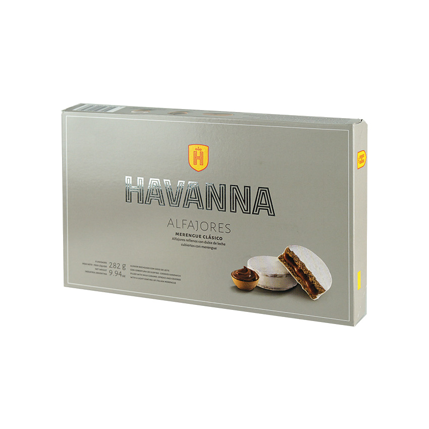 Alfajores HAVANNA Merengue (6er-Pack) 282g