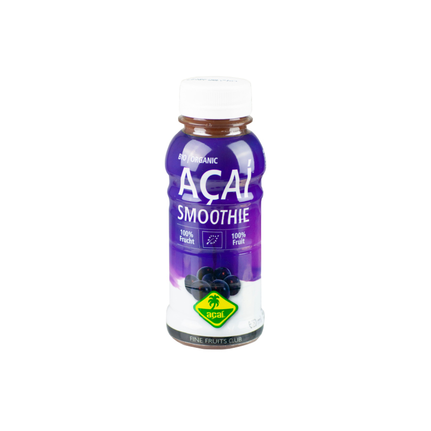 Bio AÇAI+  Detox Fruit Blend 250 ml